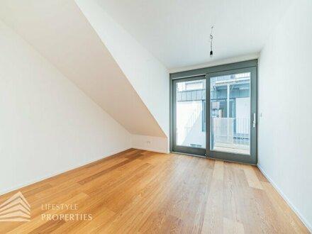 Exklusives 3-Zimmer Penthouse, Nähe Krottenbachstraße