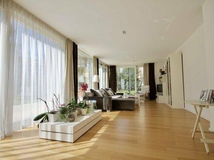 Moderne Gartenwohnung in Bestlage Riedenburg