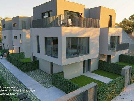 LEOPOLDAU LIFESTYLE RESIDENCES! Willkommen zu Hause in Ihrem SMART HOME! Elegant, Stilvoll, Moderne 3 Reihenhäuser und 2…