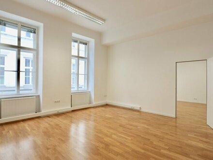 EUM - TOPLAGE! Hofseitiges 3-Zimmer-Büro in repräsentativer Liegenschaft