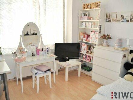 2 Zimmer Altbauwohnung I Hofruhelage I Nähe U-Bahn