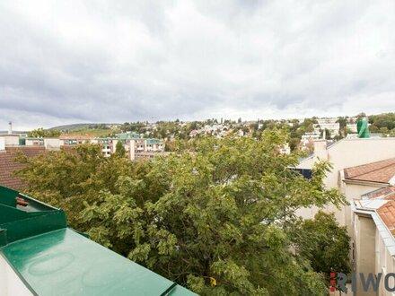 Die Schönheit aus Hernals - eine einzigartige Dachgeschosswohnung mit traumhaften Blick auf den Wiener Schafberg