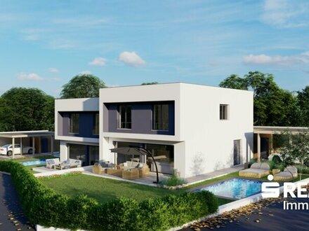 Hochwertig und modern - Doppelhaushälfte in ruhiger Lage