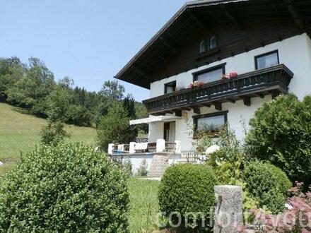 3,5 Zimmer-Gartenwohnung in Faistenau