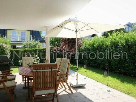 Moderne, sonnige 3-Zimmer-Gartenwohnung in der Josefiau