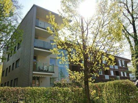 Ruhige 2-Zimmer-Wohnung mit Loggia und Tiefgaragenabstellplatz