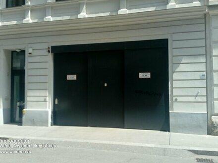 1090, Servitengasse, Stapelparkplatz