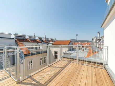 ++NEU++ Hochwertiger 3,5 Zimmer DG-ERSTBEZUG, hochwertige Ausstattung, tolle Dachterrasse!