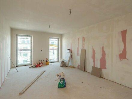 ++NEU** Hochwertiger 1-Zimmer NEUBAU-ERSTBEZUG mit Balkon, perfektes ANLAGEOBJEKT zur Vermietung!!