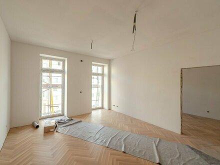 ++NEU** Hochwertiger 2-Zimmer ALTBAU-ERSTBEZUG mit getrennte Küche + toller Balkon!!