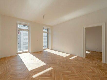 ++NEU** Hochwertiger 2-Zimmer ALTBAU-ERSTBEZUG, getrennte Küche + 6m² Balkon! optimal für Pärchen!