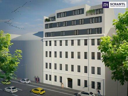 Rundum saniertes, schönes Altbauhaus mit Charme! Hofseitiger Balkon + Neubauwohnung + Beste Anbindung + Ideale Infrastruktur!