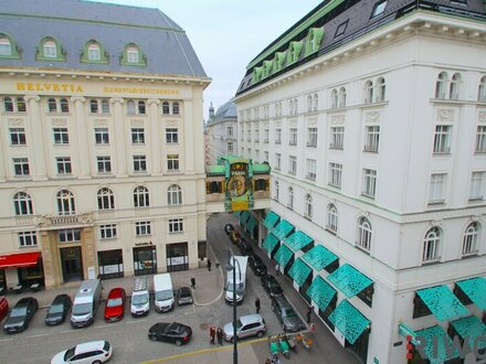 Direkt im Zentrum des 1. Bezirks - Garconniere-Wohnung in bester Lage! / Single apartment for higher demands!