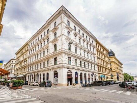 Luxuriöser 5-Zimmer-Altbau Erstbezug im Herzen der Innenstadt