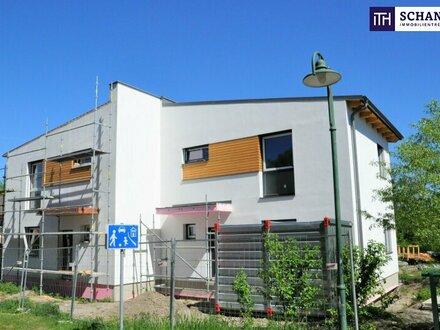 Nicht warten! Doppelhaus + perfekte Raumaufteilung + Eigengrund + Idyllisch am Wasser!