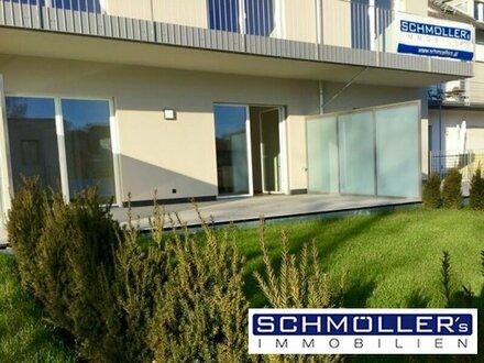 """Residenz """"Schöner Wohnen am Fluss"""" - Garten-Terrassen-Wohnung"""