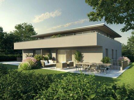 Exklusives Penthouse in Neubau-Villa mit nur 3 Einheiten!