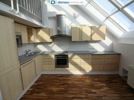 1090 Wien Einzigartige stylische DG-Wohnung mit Dachterrasse und Blick über Wien