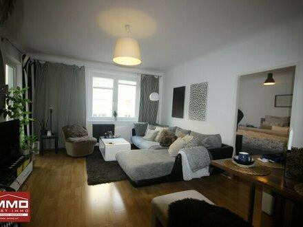 Schöne 2 Zimmer Wohnung mit Loggia beim Schweizer Garten!