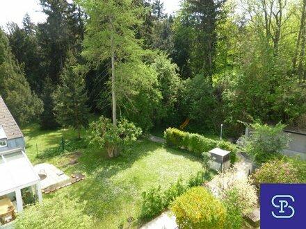 Gartenseitiger 40m² Altbau mit Einbauküche und Lift - 1130 Wien