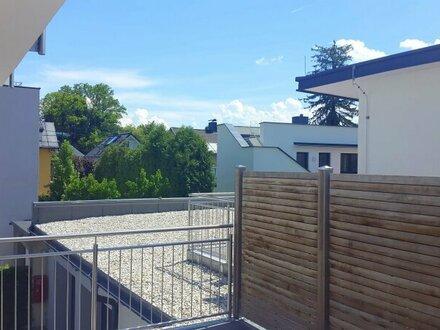 Maxglan/Riedenburg: Erstbezugs-3-Zimmer-Wohnung mit Sonnen-Terrasse in ruhiger Lage!