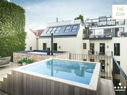 THE SON - Penthouse mit Pool in Citynähe!