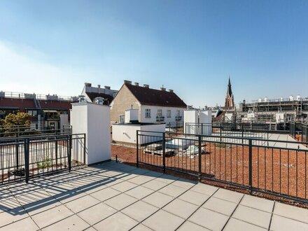 Goldegg Gardens: exklusiver 74m² Neubau + 64m² Terrassen - 1040 Wien