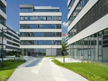 Moderne Geschäftsfläche am EURO PLAZA