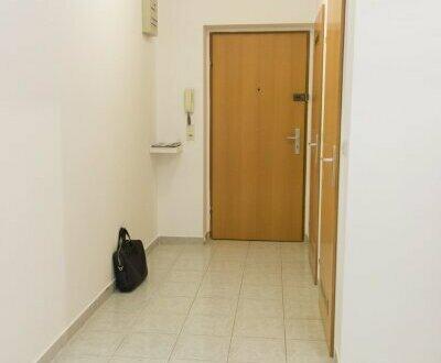 Zentral begehbare ruhige Zwei-Zimmerwohnung