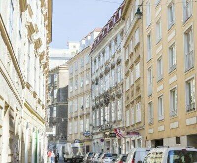 Exklusives Apartment in der Wiener Innenstadt zu vermieten!