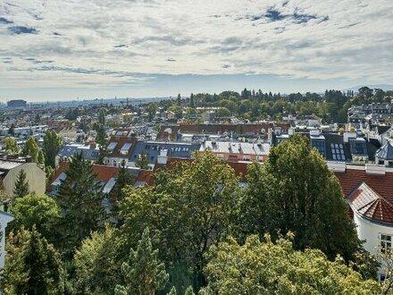 Dachterrassen-Traum mit atemberaubendem Blick über Wien!
