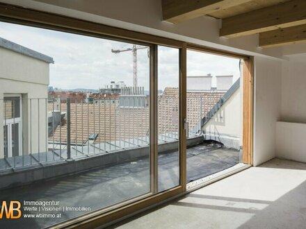 DG-Ausbau-Wohnungspaket: 2 Wohneinheiten mit Terrassen