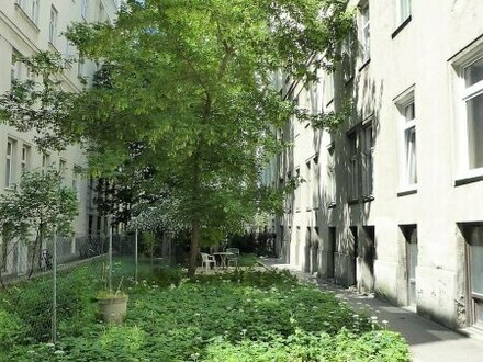 Wunderschöner 41m² Altbau mit Gartenblick in Ruhelage - 1030 Wien