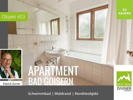 2 Zi. - Apartment in Bad Goisern mit vielen Extras!