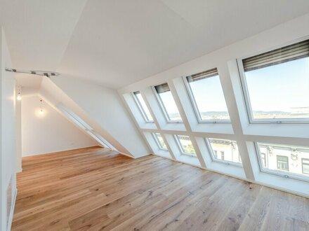 ++PROVISIONSRABATT++ Hochwertige 4-Zimmer DG-Maisonette, tolle Aufteilung! fantastische Dachterrasse!
