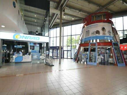 Geschäfts- bzw. Gastronomieflächen im EKZ Meisel-Markt neben Ankermieter CONRAD