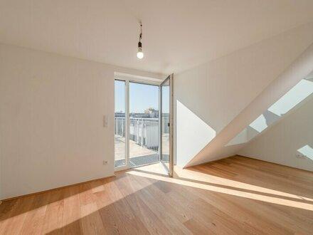 ++NEU++ 3-Zimmer DG-ERSTBEZUG mit Blick aufs Wasser und toller Dachterrasse!