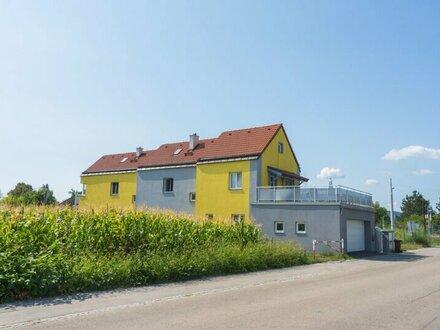 3 Zimmer Doppelhaushälfte mit 37 m2 Terrasse zu vermieten!