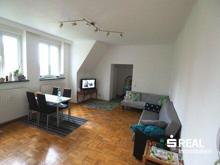 2-Zimmer Wohnung in sehr guter Lage in einer Villa direkt im Zentrum