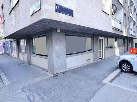 Vermietet wird ein EG-Büro Nähe Mariahilfer Straße