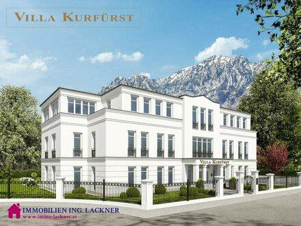 Villa Kurfürst - exklusive Wohnung in bester Lage der Stadt Bad Reichenhall