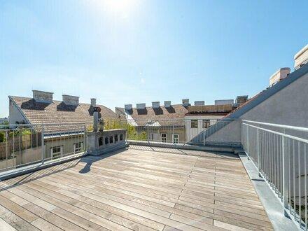 ++NEU** Hochwertige 3-Zimmer DG-Maisonette, tolle Aufteilung! tolle Dachterrasse!