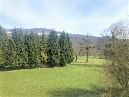 Sonnige, ruhige Wohnung Nähe Schloss Aigen