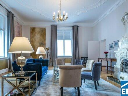 Repräsentativer Luxusaltbau mit stilvoller und moderner Ausstattung