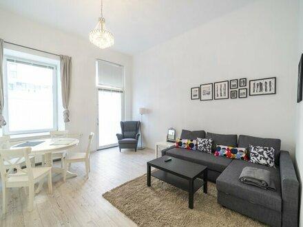 **ANLAGEOBJEKT** Möbliertes EG-Apartment nahe WU, 2-Zimmer, gute Aufteilung! super Rendite!!