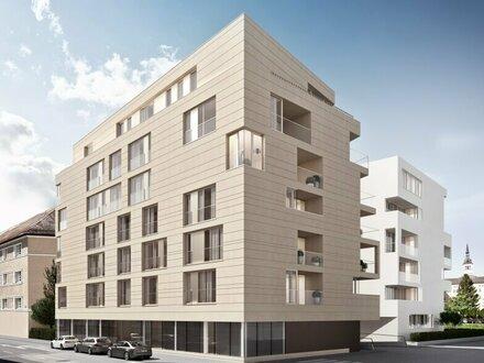 SALZACHPALAIS: Großzügige 2-Zimmer-Wohnung