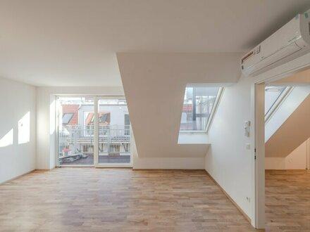 ++NEU** 3-Zimmer DG-ERSTBEZUG, eine Ebene mit 2 Balkonen, gute Ausstattung, tolle Lage!