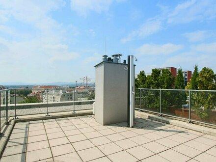 Über den Dächern Wiens! Erstklassige DG Maisonette mit Dachterrasse! U-Bahn Nähe