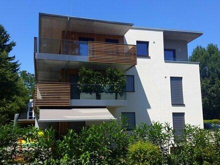 Mitten in Parsch: Edle Erstbezugs-Dachgeschoss-Wohnung mit Sonnen-Terrasse!