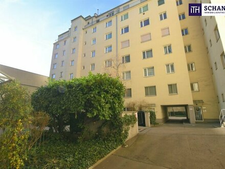 Top-Wohnung: ideale Anbindung und Infrastruktur + 3-Zimmer + optimale Raumaufteilung + lichtdurchflutet + ruhiger Innenhof!